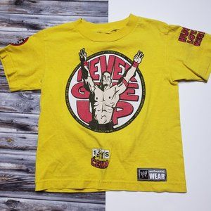 WWE John Cena Never Give Up Graphic T